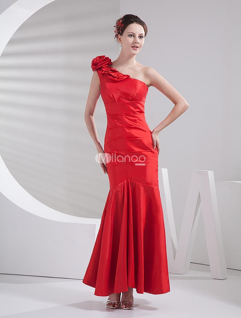 20+ Red mermaid trumpet wedding dress ideas