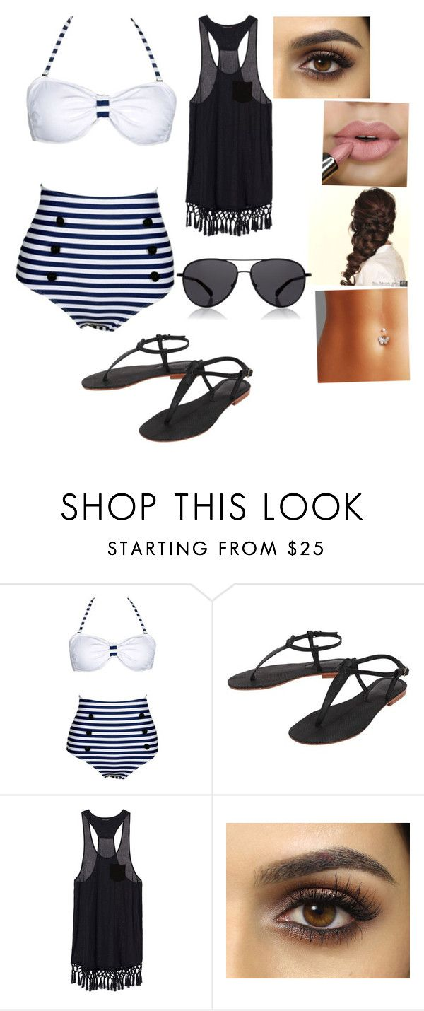 """""""Untitled #28"""" by glittergirl155 on Polyvore featuring Cocobelle, Victoria's Secret, Disney and The Row"""