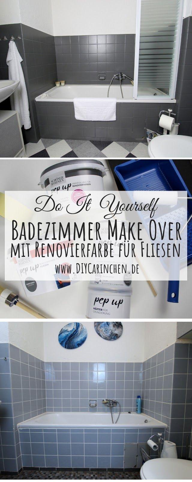 Anzeige Diy Diy Badezimmer Make Over Einfaches Recylcing Mit