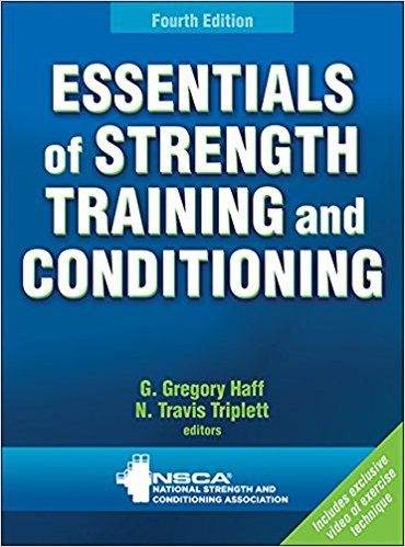 Buy Pdf Essentials Of Strength Training And Conditioning 4th Edition With Web Resource Nsca National Strength Conditioning Strength Training Book Essentials