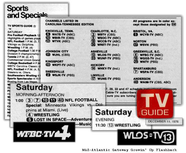 Mid Atlantic Gateway Check Your Local Listings Tv Guide Tv Guide Listings Classic Tv