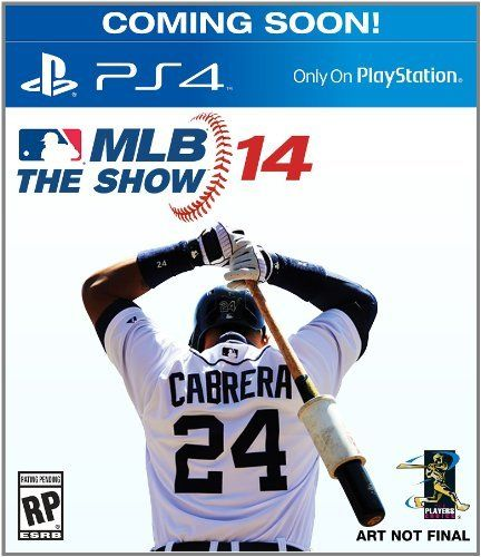 PS4 Mlb 14 by Sony Computer Entertainment, http://www.amazon.ca/dp/B00GIKT0DO/ref=cm_sw_r_pi_dp_d-d8sb0MCAEE5
