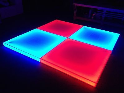 Rgb Led Dance Floor Recha Light Pinterest
