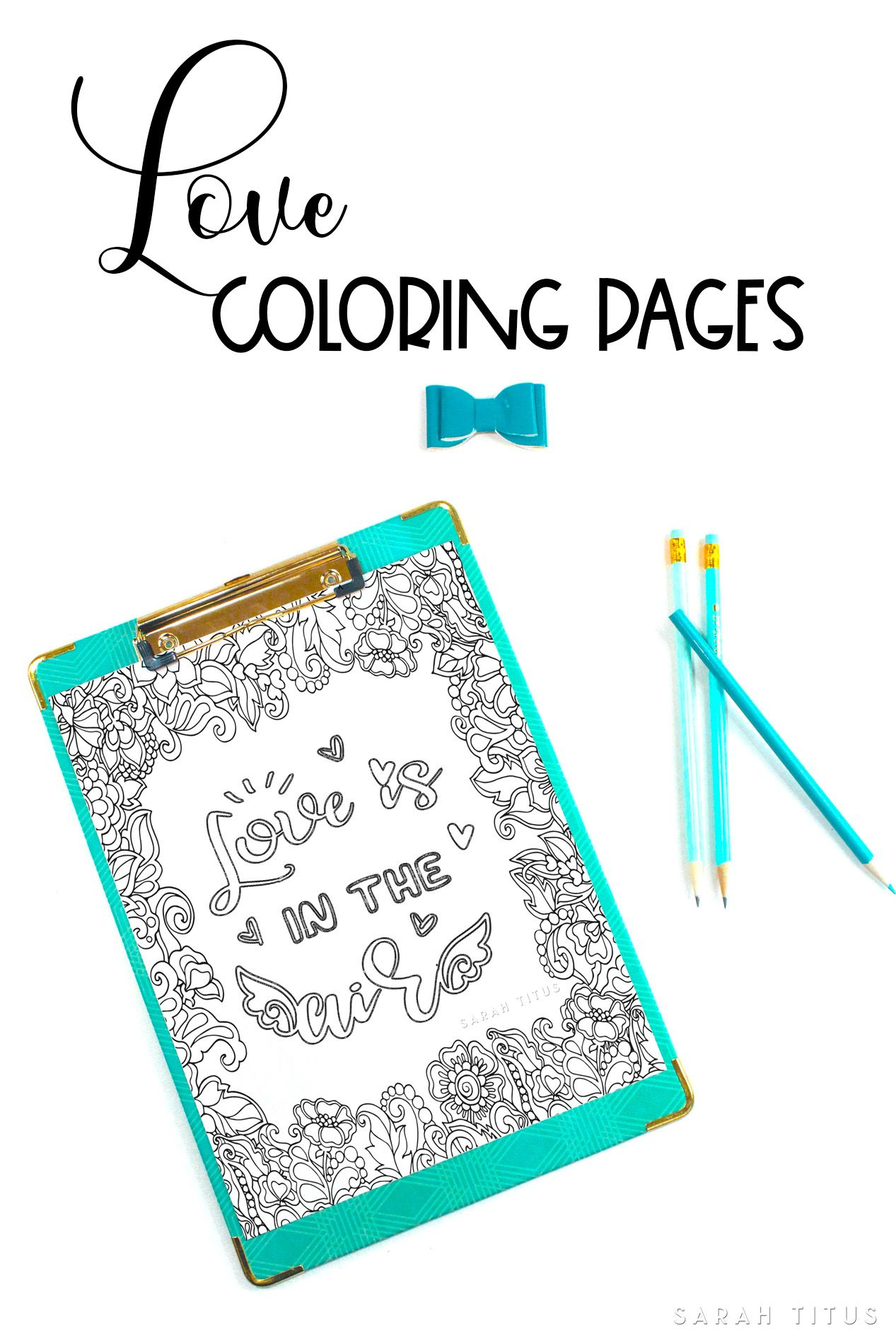 Unique Love Coloring Pages | Frugal and Money Saving Group Board ...