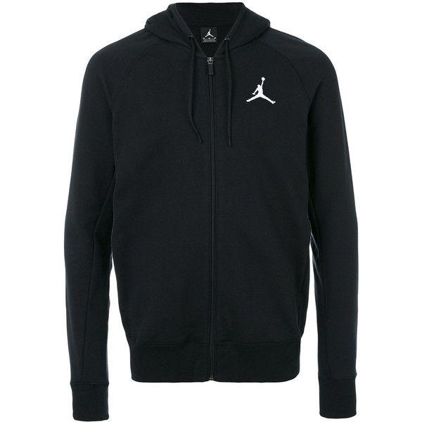 Nike Jordan Flight zip-up hoodie (1.316.750 IDR) ❤ liked on