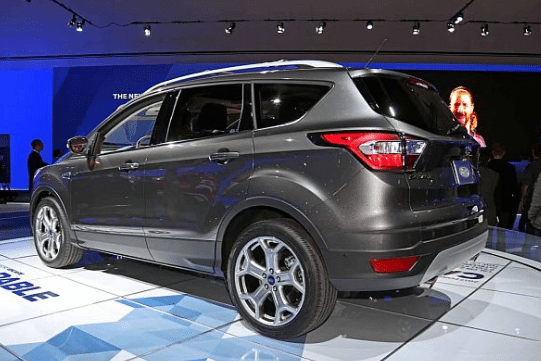 2020 Ford Escape Hybrid Redesign Price And Powertrain Ford Escape Ford Ford Ranger