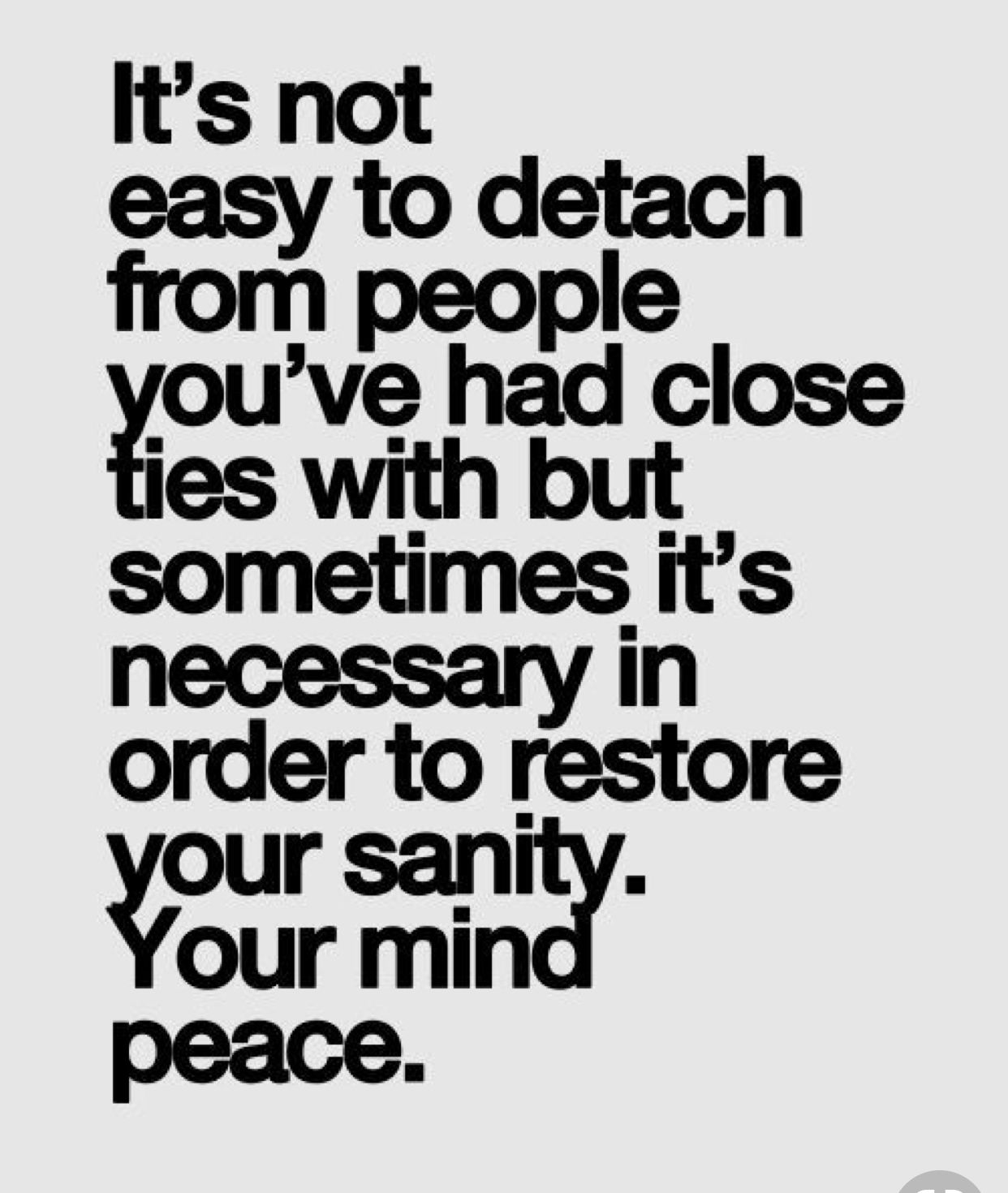 Peace Of Mind Real Life Quotes Clever Quotes Inspirational Quotes