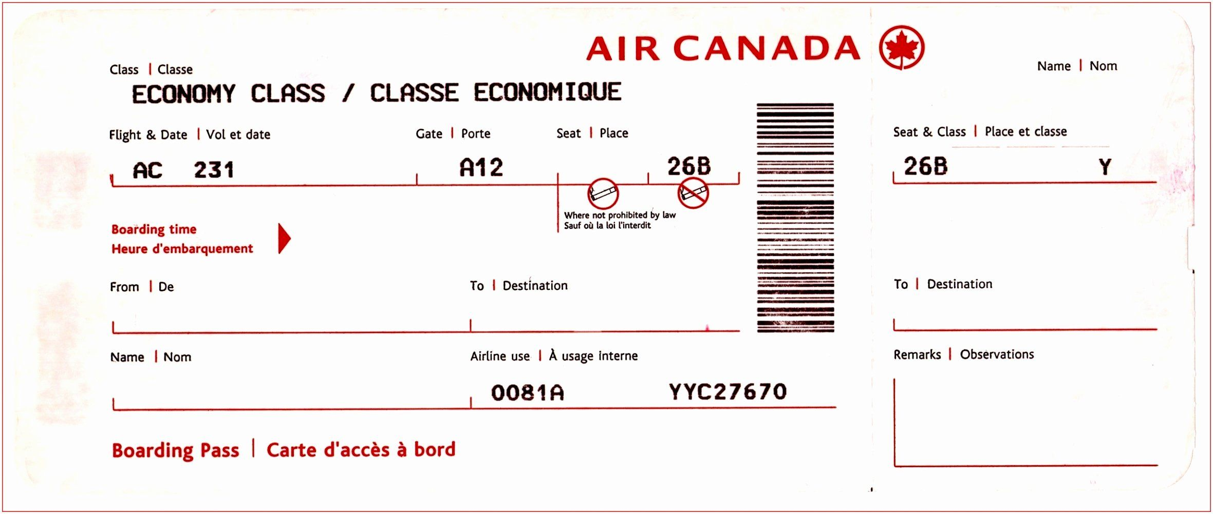 Plane Ticket Template Word Beautiful Printable Airline Ticket Template Baskanai Ticket Template Boarding Pass Template Plane Tickets
