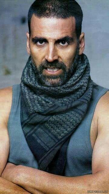 Akshay Kumar Super Hero Akshay Kumar Style Beard Hairstyle Akshay Kumar