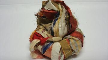 Recycled Sari Silk Ribbons