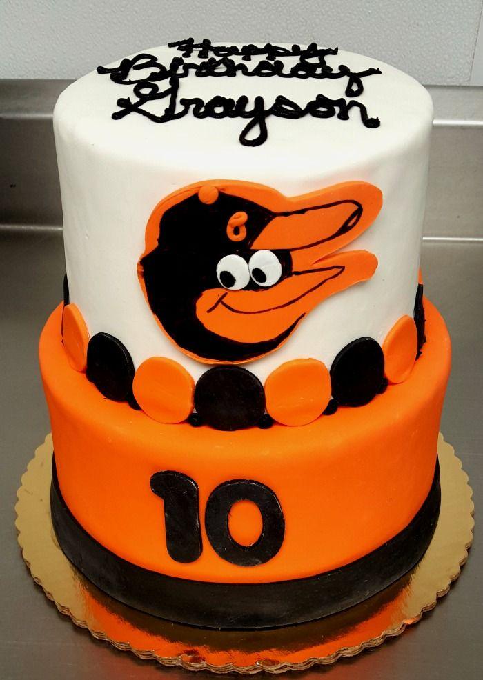 Baltimore Orioles Cake Cakes Pinterest Baltimore orioles