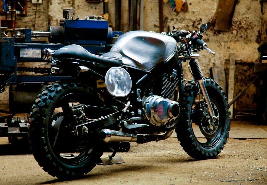 pin by j r me herbert on gse scrambler pinterest scrambler cafe racing and motorbike. Black Bedroom Furniture Sets. Home Design Ideas