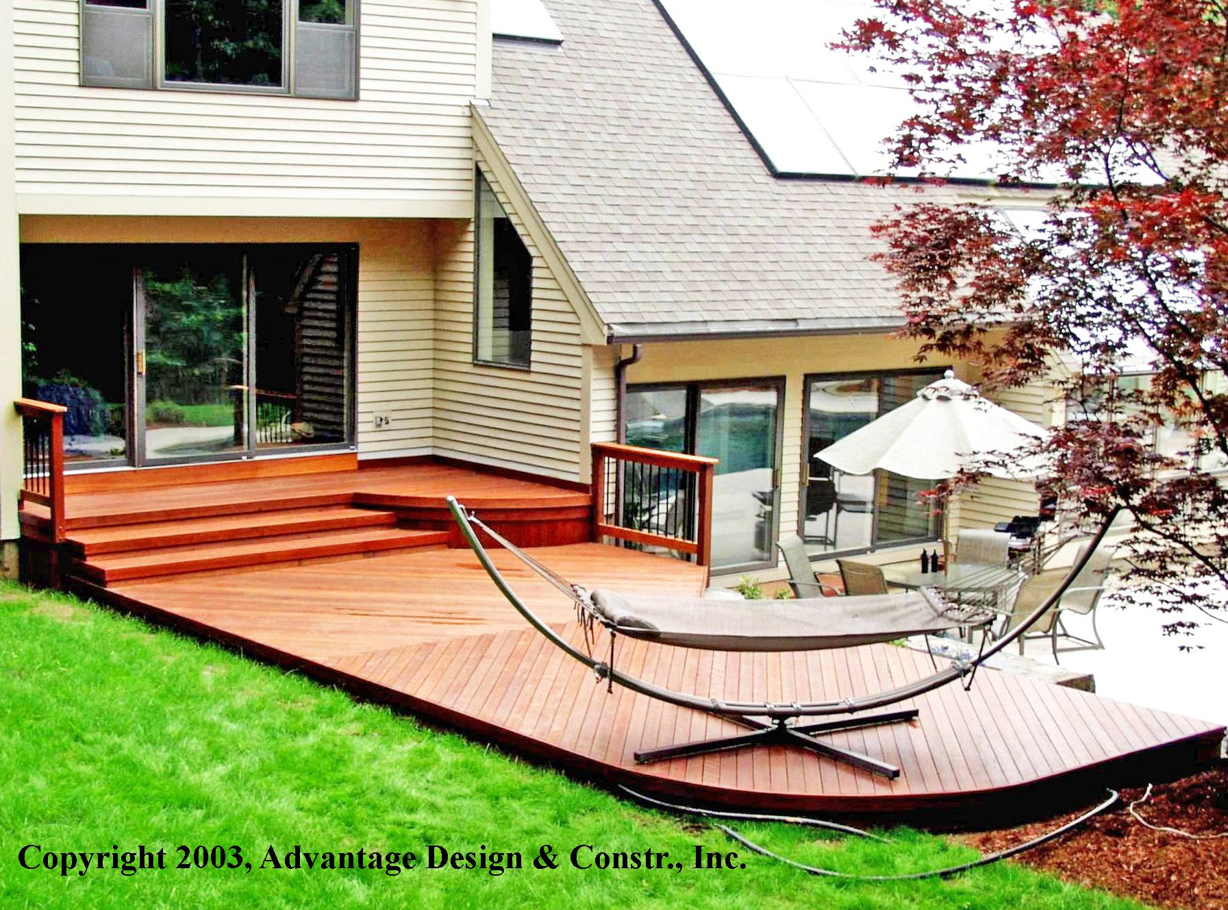 Eight Tips for Maintaining Your Mahogany Deck Diy deck