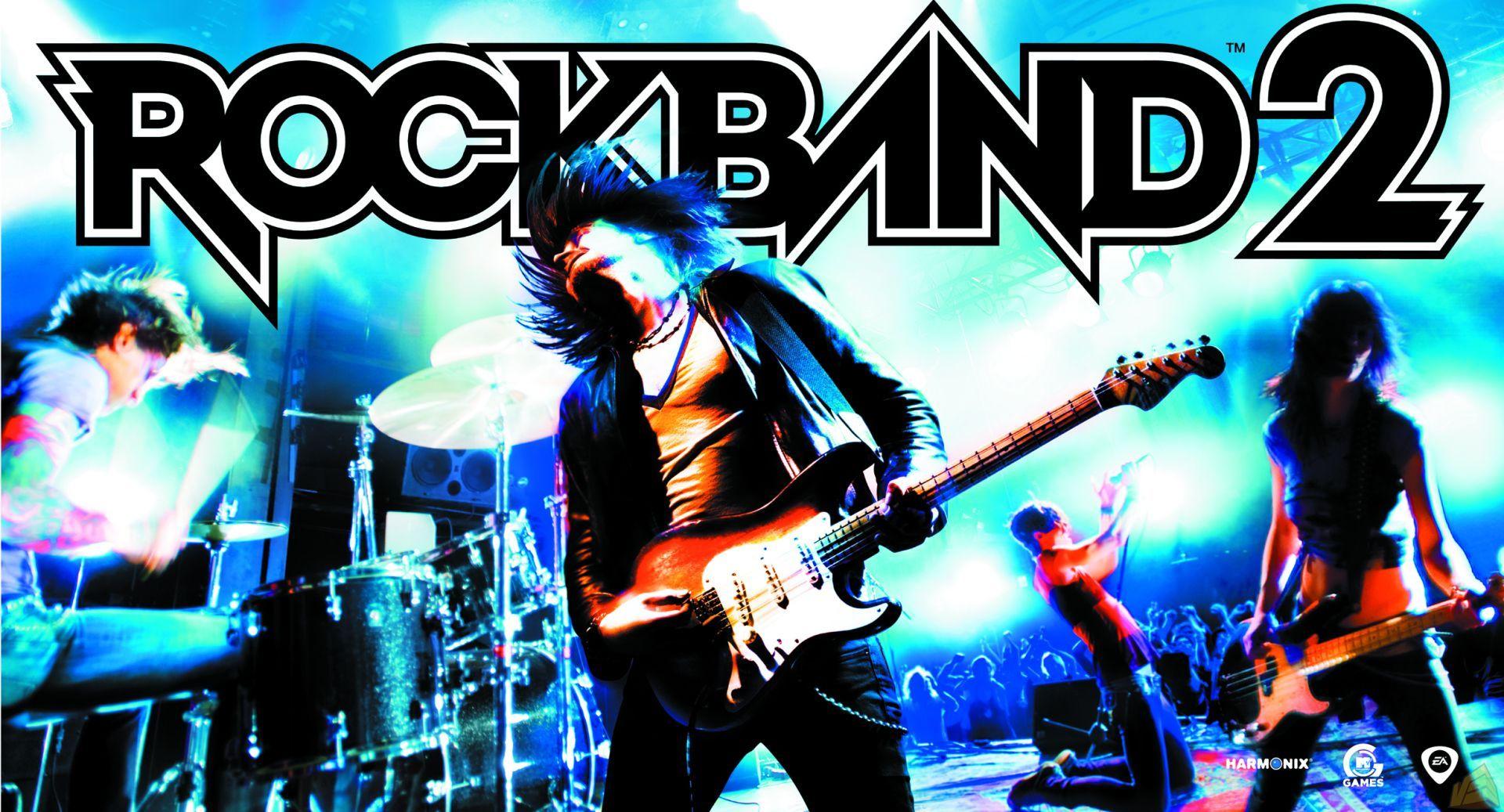 Harmonix Finally Pulling The Plug On Rock Band Dlc Rock Bands Rock Band 4 Band Wallpapers