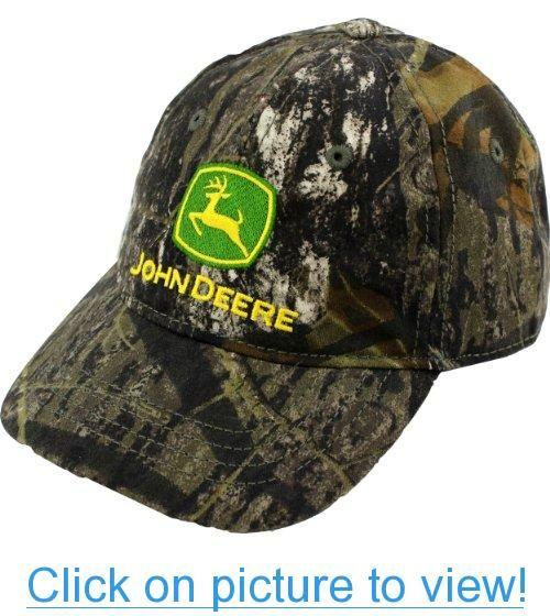 da31ae39d4b John Deere Forest Camouflage Baseball Cap Hat O S Toddler  John  Deere   Forest  Camouflage  Baseball  Cap  Hat  O S  Toddler