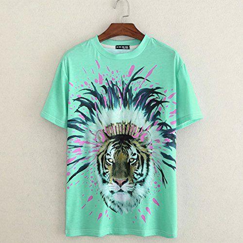 Men's Fashion 3D Animal Creative T-Shirt 3d printed short sleeve T Shirt M-XLL,Free Shipping Fashion 5 http://www.amazon.com/dp/B00WWF4EBW/ref=cm_sw_r_pi_dp_mnfuvb0Y65AE5
