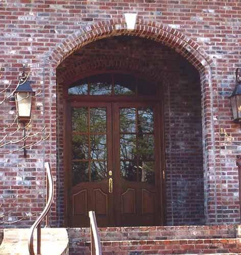 True Divided lite doors D111 & True Divided lite doors D111 | Home | Pinterest | Wood doors Doors ...