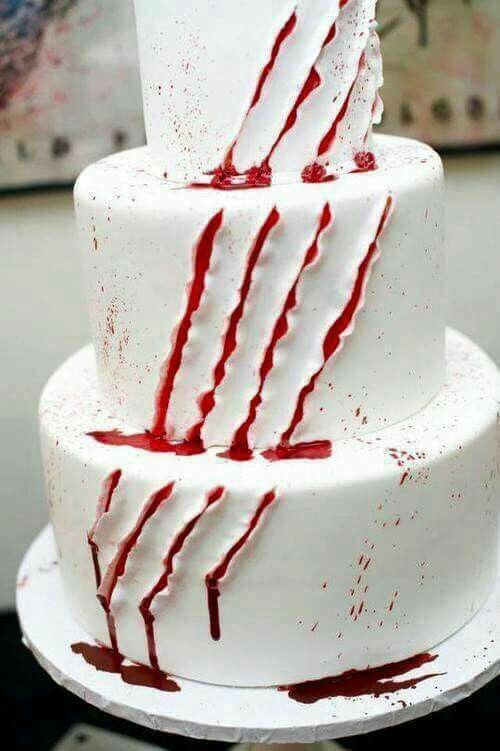 Give me my bloody cake dammit! !