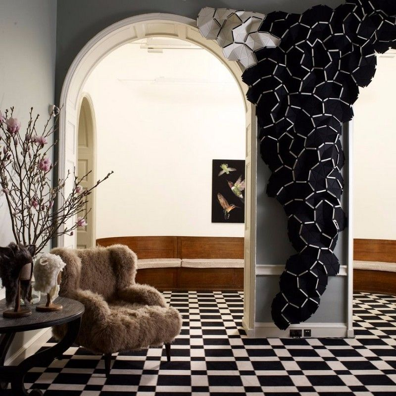 Hometown for some of the most famous interior design studios in the