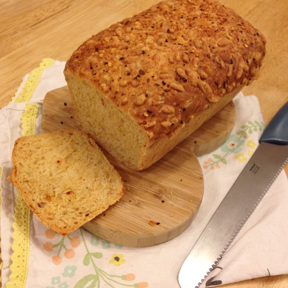 Chilli & Cheese loaf x