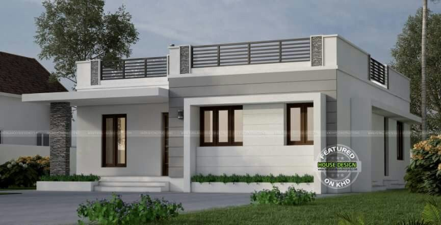 Single Storey Bungalow House Design House Designs Exterior