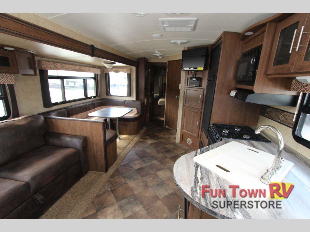 used 2012 dutchmen rv aerolite 288rlss travel trailer at fun town rv