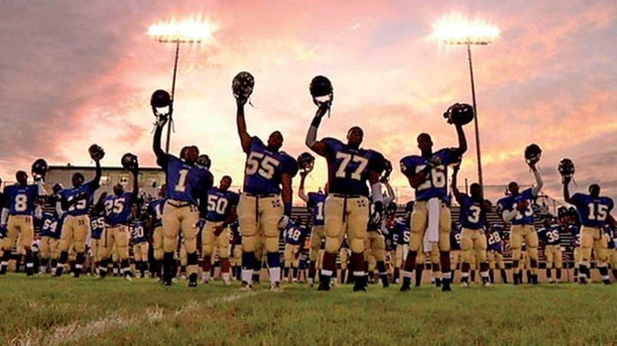 Netflix Pick of The Week 'Undefeated' Sports movie