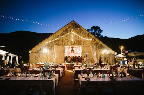 Coastal California Rustic Barn Wedding Photos By Mirelle Carmichael Photography Junebugweddings