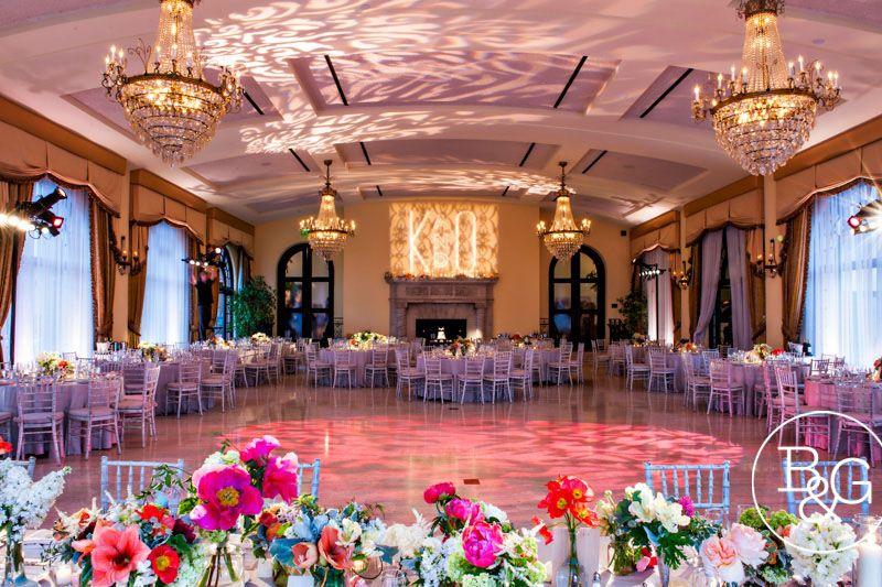 Koko Quincy Riviera Country Club Los Angeles Wedding Photography Great Room Lighting