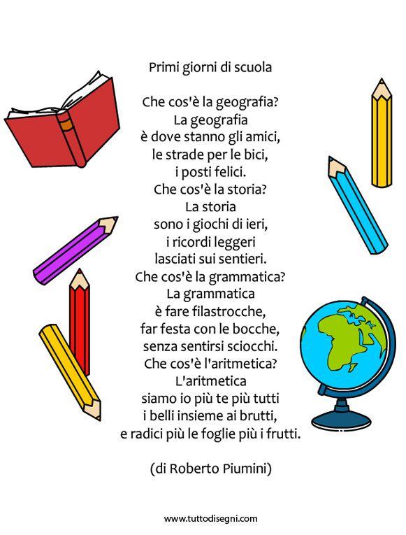 Frasi sulla scuola che inizia: citazioni e immagini primo ...