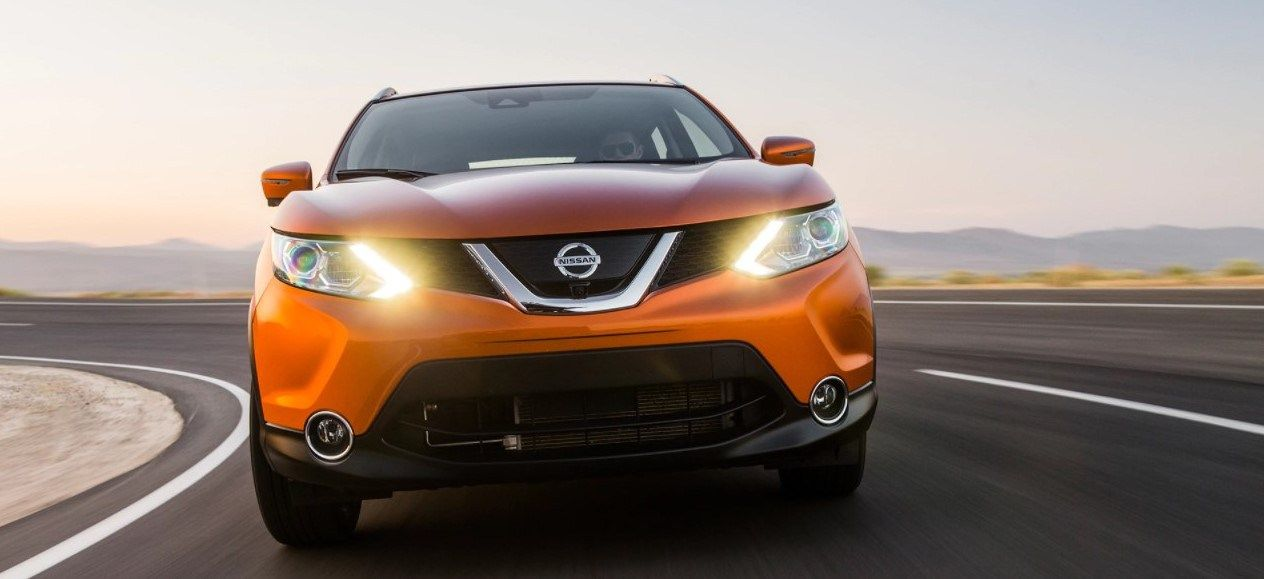 The next Nissan Rogue Sport will available in early 2019