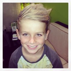 Pin by Connie M on Hair | Pinterest | Kid haircuts and Haircut styles