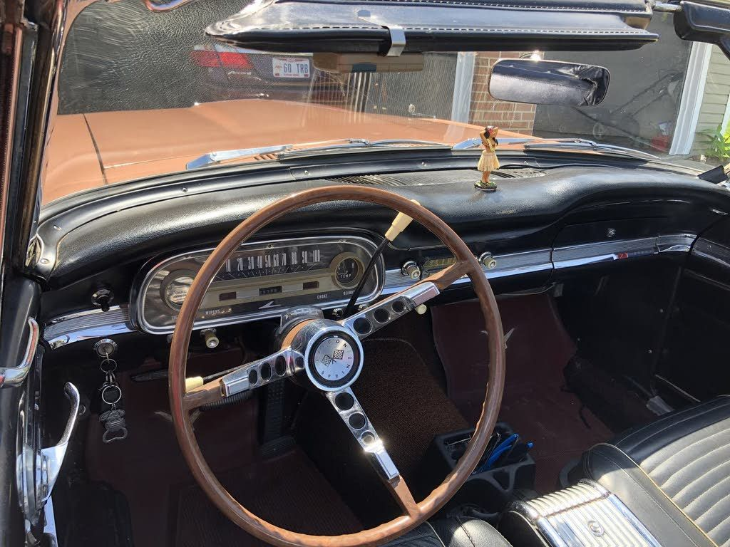 1963 Ford Falcon Sprint V8 Convertible - $17,900 | Ford ...