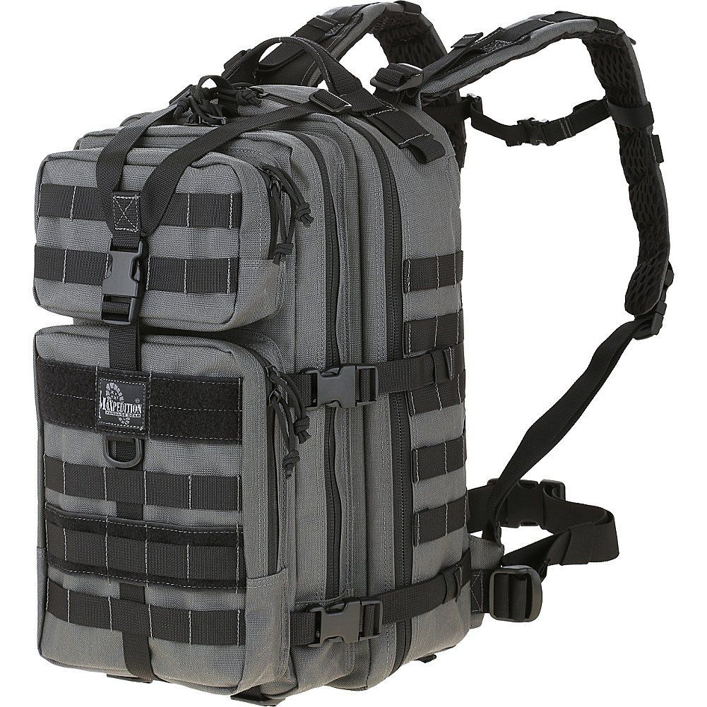 Maxpedition Falcon III Backpack, Wolf Gray ** Check this awesome image  : Hiking backpack