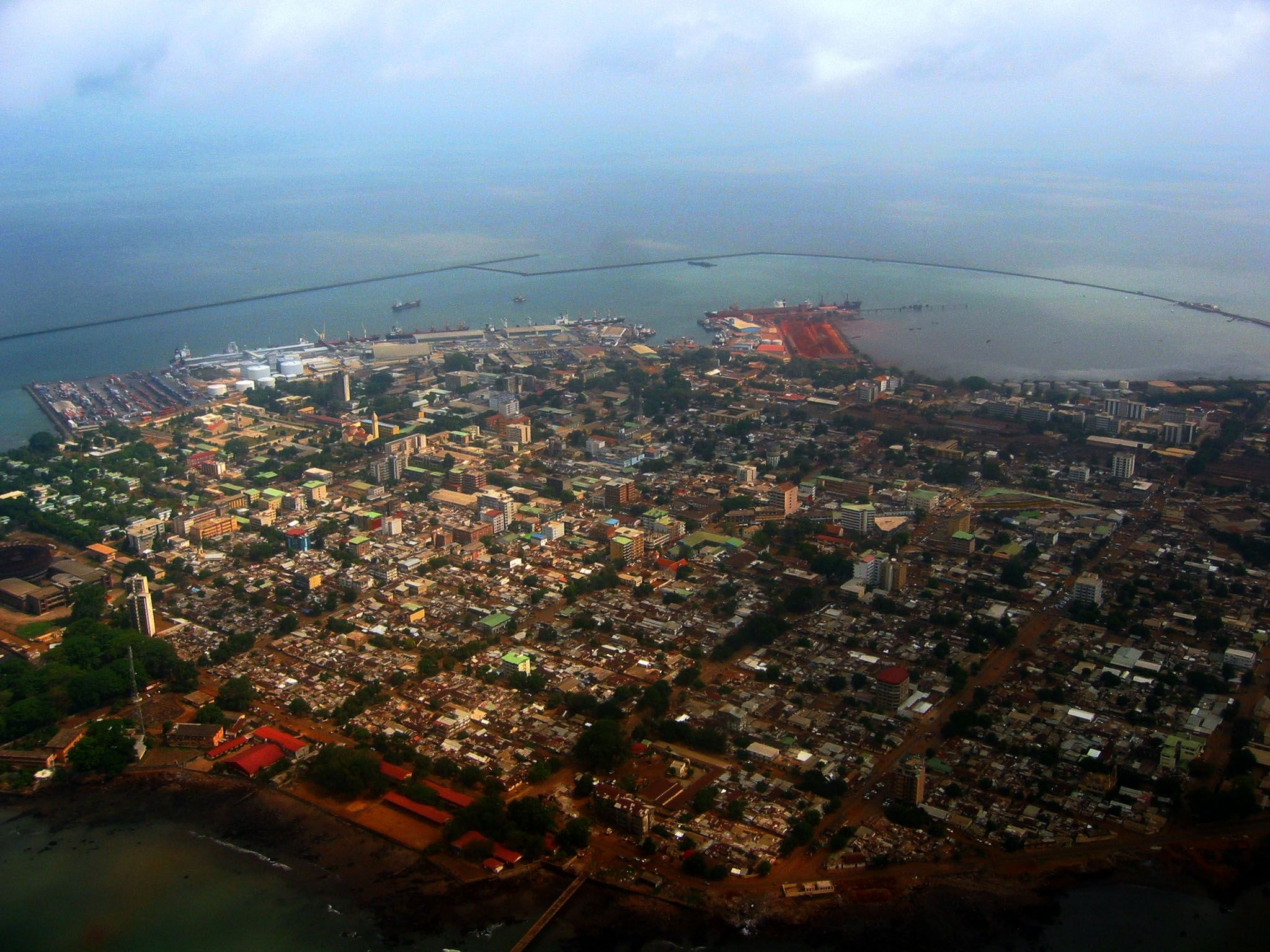 Image result for guinea conakry city
