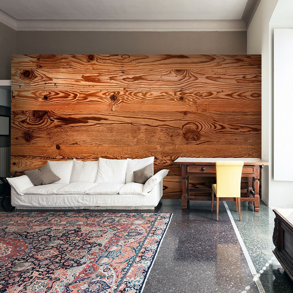 Vlies Fototapete Holzeffekt Tapete Holz Optik Wandbilder Xxl Holzwand Braun 168 Eur 8 99 Tapete Holz Fototapete Holzwand