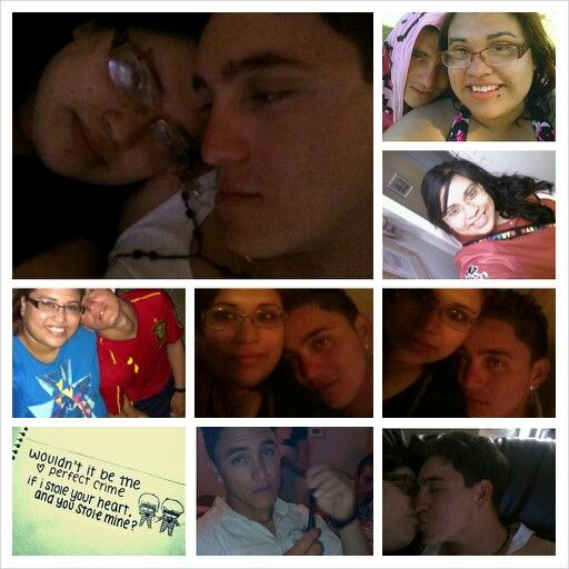 Mi salvadoreno lo amo me robo el corazon y yo el del .... Te amo mi amor eres mi todo un ano no ha sido sufficente quiero el resto de nuestras vidas