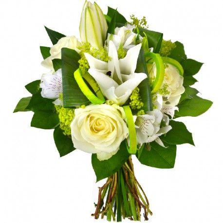 """Résultat de recherche d'images pour """"Des lys blanc ou rose blanche"""""""