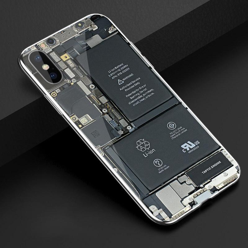Iphone X Teardown Case As Good As Your Actual Phone T Mobile Phones Mobile Phone Cell Phone Deals