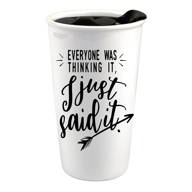 Quote Coffee Cup Funny Coffee Mug Sassy Travel Mug Personalized Coffee Tumbler Sarcastic Coffee Mug Funny Coffee Cups Funny Coffee Mugs Coffee Quotes