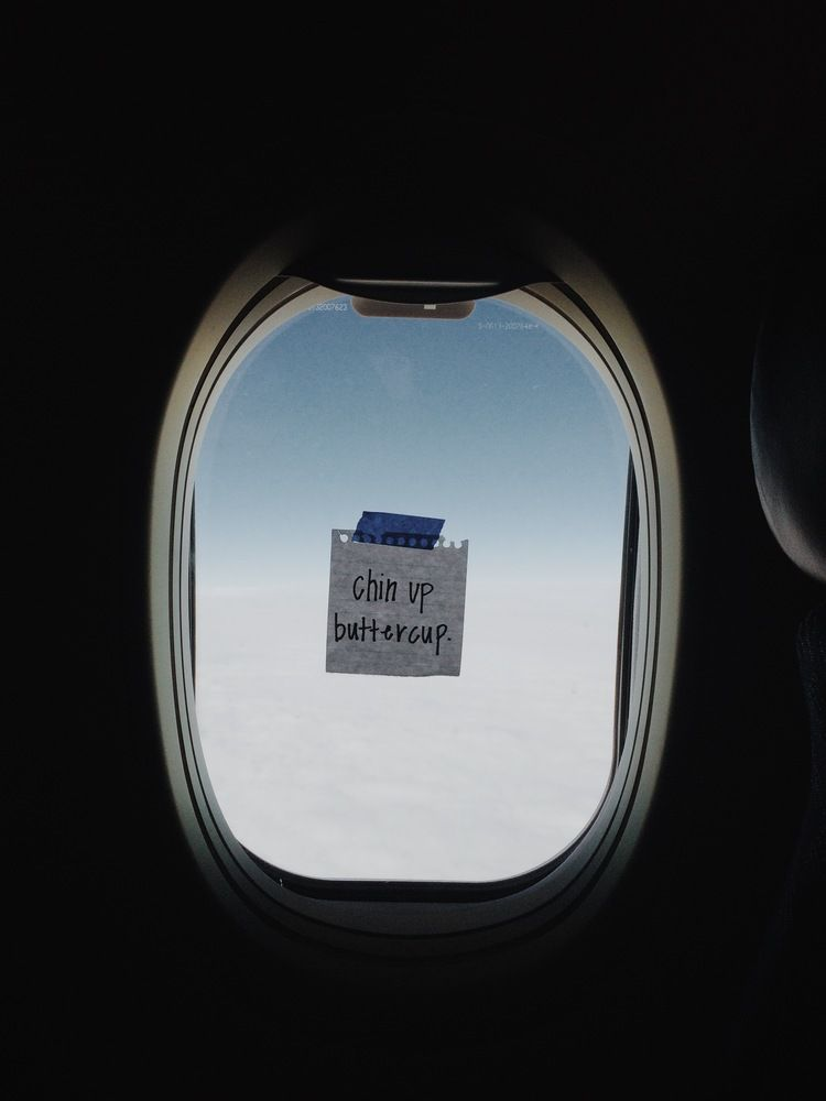 Words From The Windowseat Flight Attendant Travel Captions