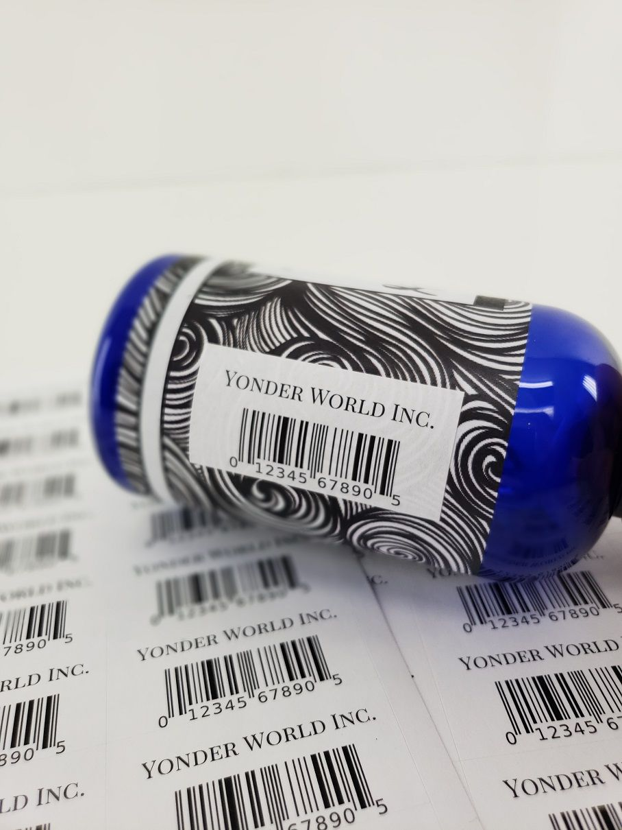 Upgrade Your Pos System And Take Your Shop Up A Notch With Barcode Labels From Onlinelabels Com Barcode Labels Labels Blank Labels