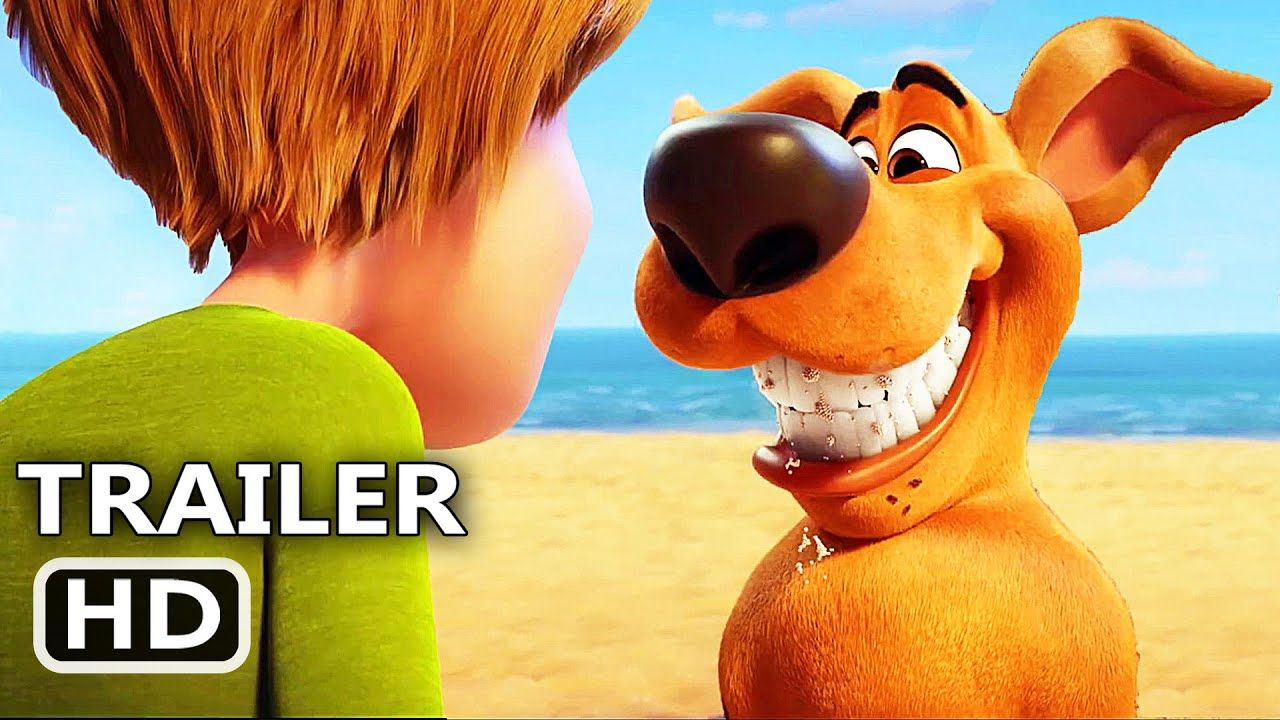Scoob Official Trailer 2 New 2020 Scooby Doo Animation Movie Hd