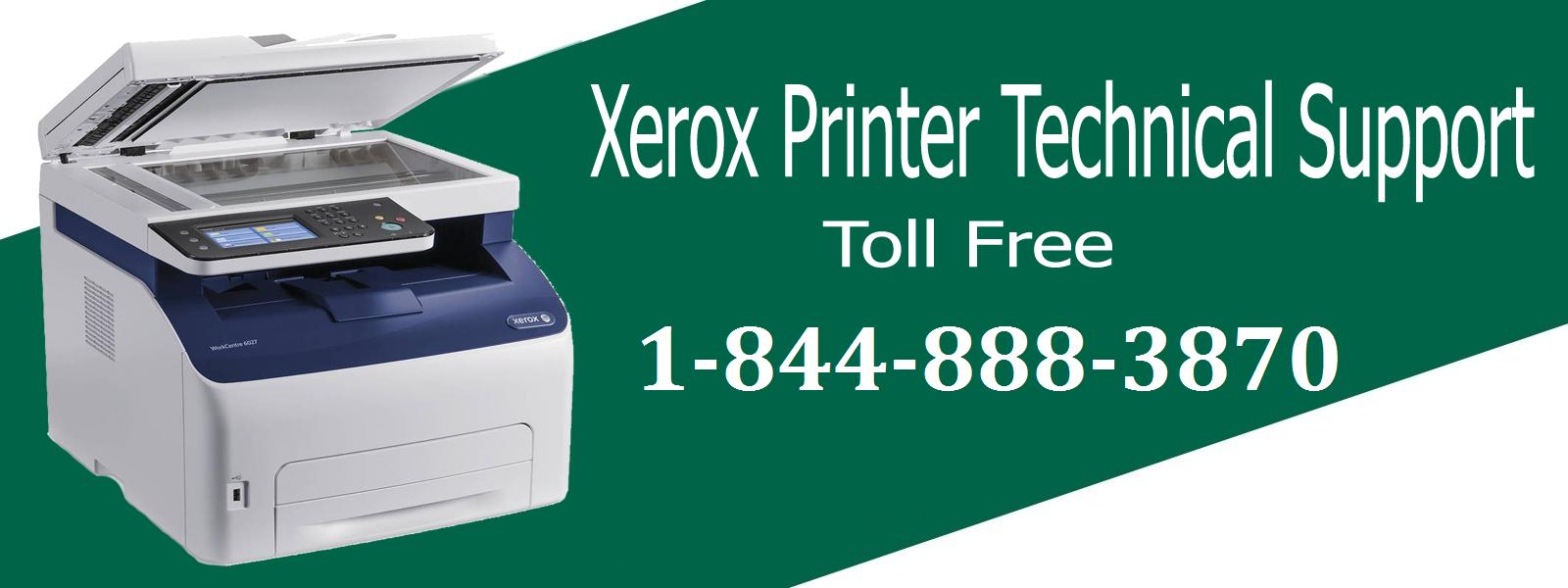 Xerox Printer user all around in Canada region.We are