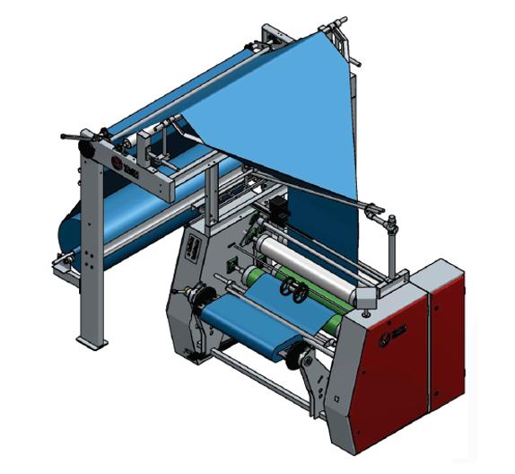 Fabric Folding Machine Fabric Folding Machines Fabric Folding Machine Manufacturer Textile Machinery Manufacturer Folding Machine Manufacturer In Indi Tapijt