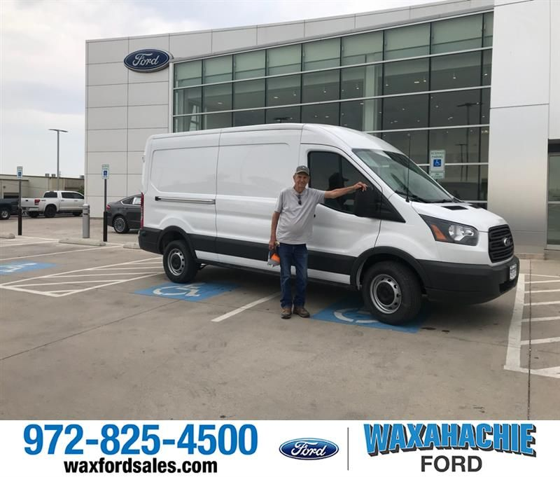 Happy Anniversary To Joe On Your Ford Transit Van From Casey Gonzales At Waxahachie Ford Anniversary Waxa