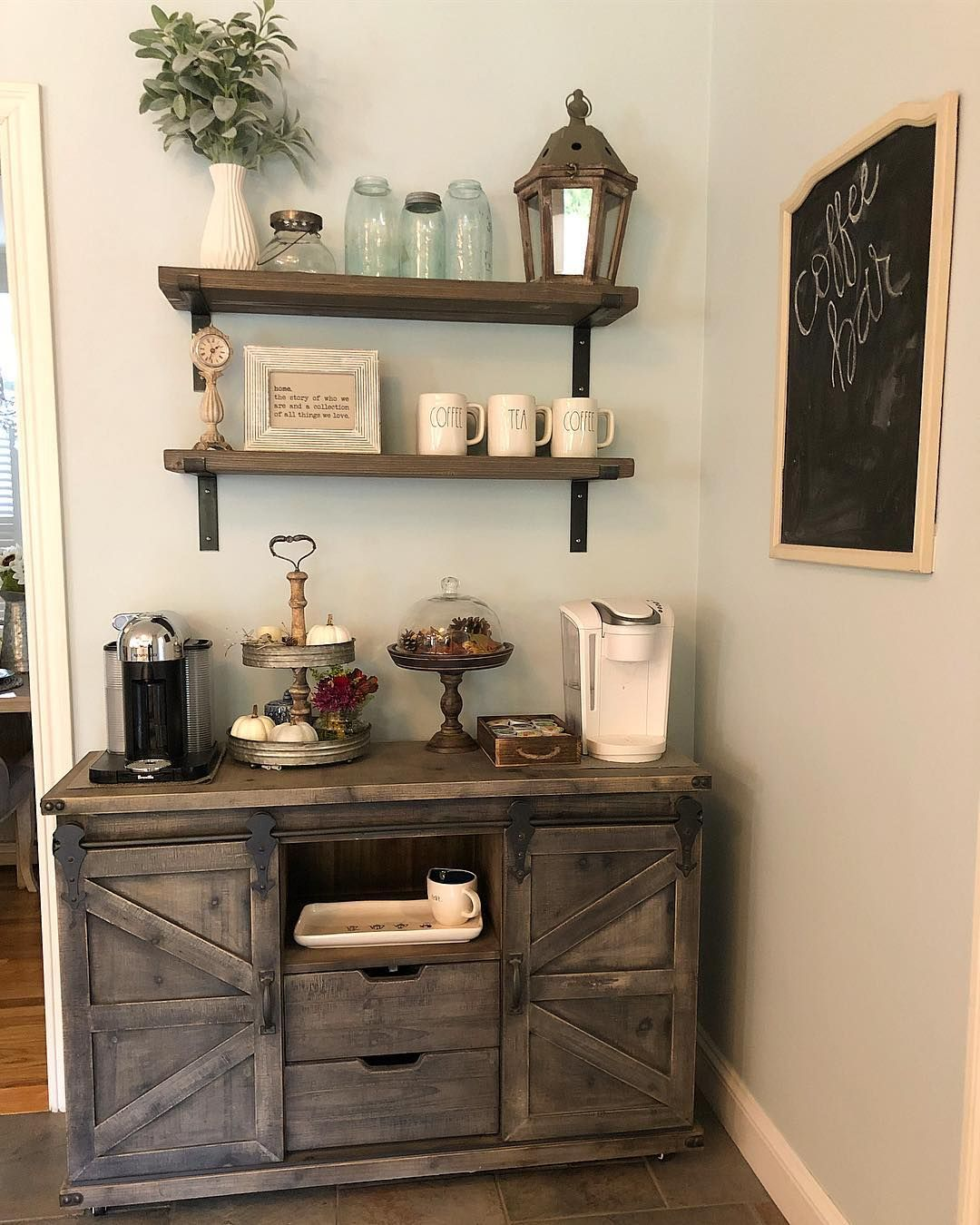 30 Best Home Coffee Bar Ideas For All Coffee Lovers Coffee Bar