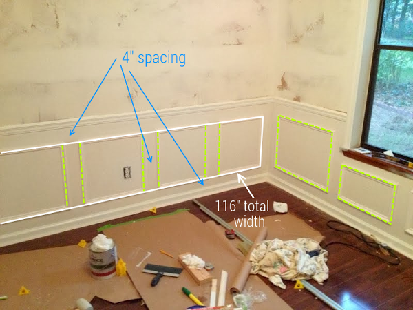 Picture Frame Molding Challenges: Outlets and Windows | Moldings ...