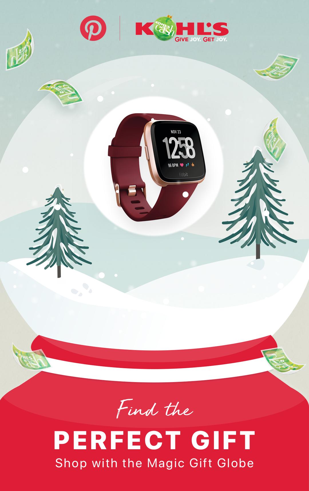 Pin by Kohl\'s on Kohl\'s + Pinterest Gift Globe | Gifts, Christmas ...