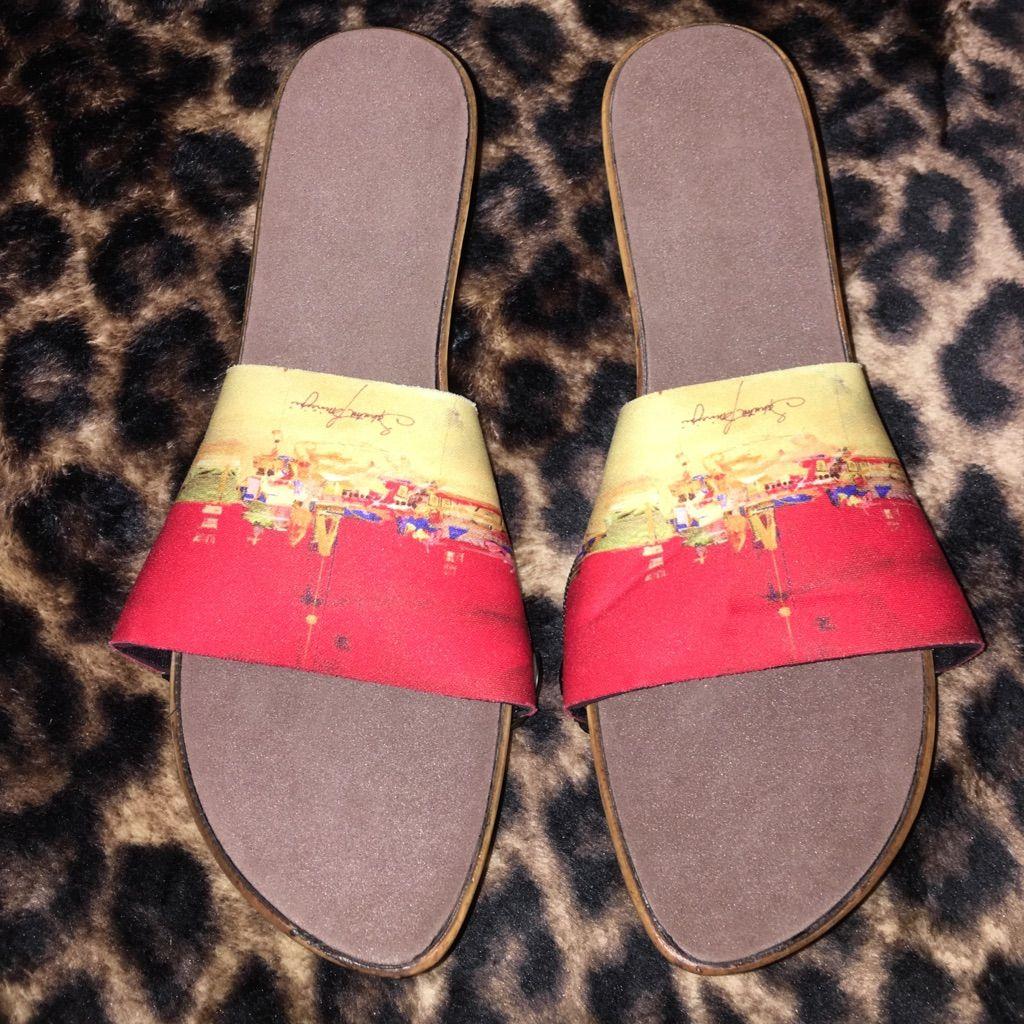 Saleonesole Sandals